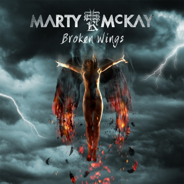 Marty McKay - Broken Wings Artwork
